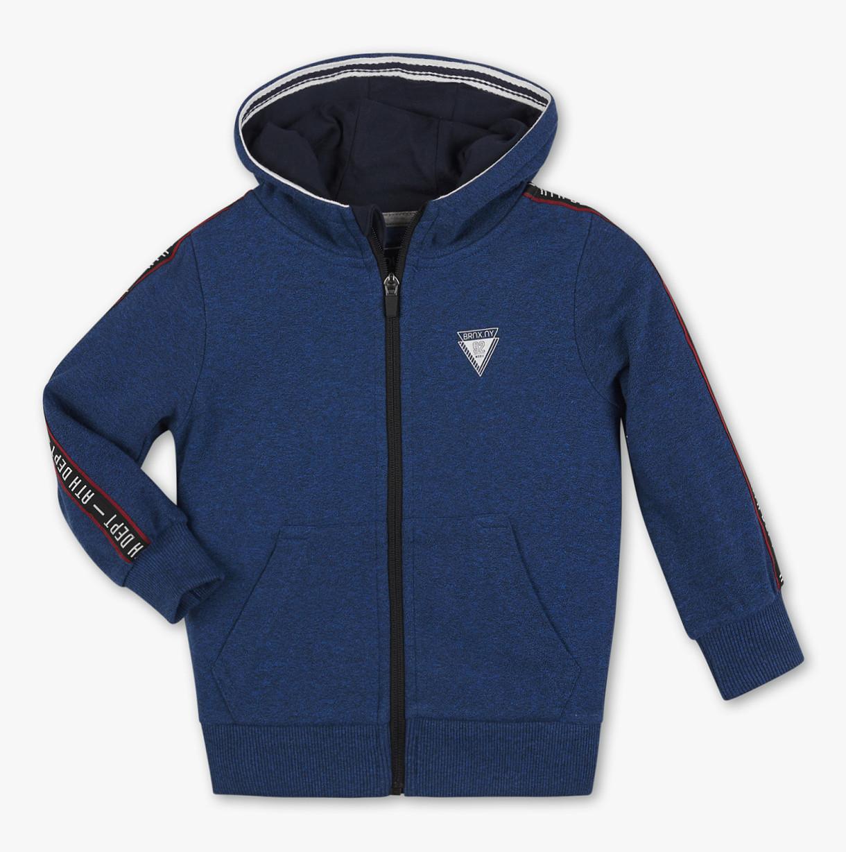 Синяя кофта с капюшоном для мальчика C&A Германия Размер 104, 110