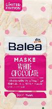Маска для обличчя Balea White Chocolate, 16 ml