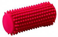 Массажный роллер красный