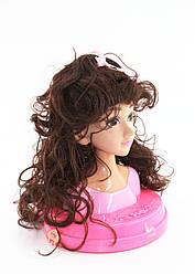 Детский манекен-кукла для создания причесок и макияжа  В371-2