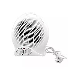 Тепловентилятор А-Плюс Heater-2124, мощность 2000 Ват, площадь 22 кв/м, дуйка, воздушный обогреватель, фото 3