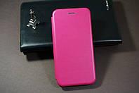 Чехол книжка для Samsung Galaxy J4 2018 SM J400 ( Самсунг ) цвет розовый ( Pink )