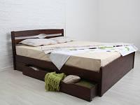 Кровать Каролина 1,6 с 4 ящиками, фото 1