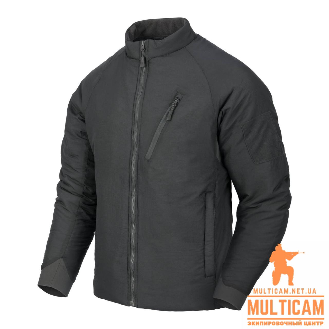 Куртка утепленная Helikon-Tex® WOLFHOUND Jacket - Black