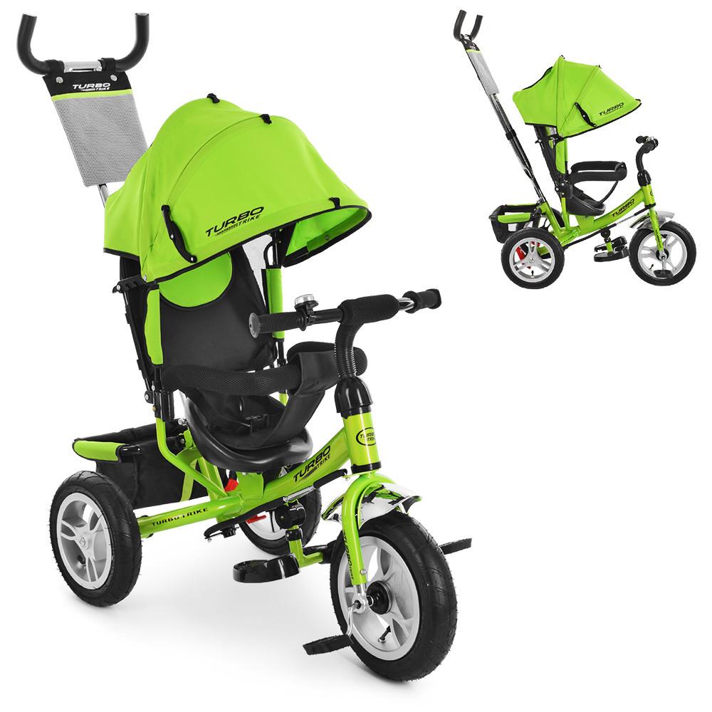 Велосипед детский трёхколесный Turbo Trike (M 3113-4A)