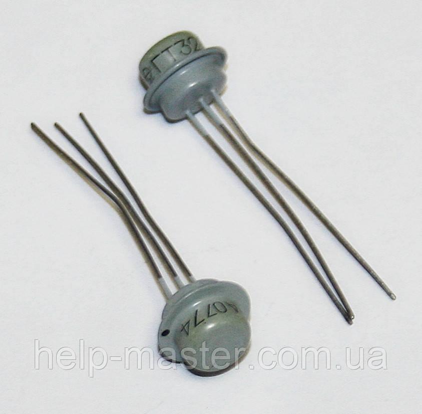 Транзистор ГТ320А