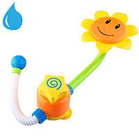 Игрушки для ванной подсолнух Same Toy Puzzle Sun Flower 9904Ut