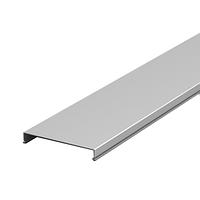Крышка лотка 100 L=2,0m КЛ 100 (0,7мм)