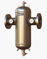Сепаратор шлама DTF.SSM-125 нержавеющая сталь с магнитным уловителем KVANT DisDirt