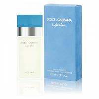 Женская туалетная вода Dolce & Gabbana Light Blue в примятой упаковке
