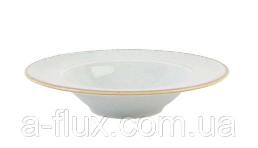 Тарелка для пасты Seasons Porland Gray 260 мм 173925.G