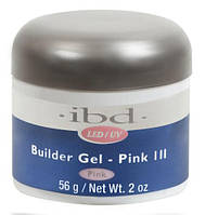Конструирующий LED/UV гель IBD (Pink III, 56 г)