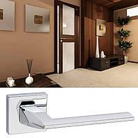 Дверная ручка для входной и межкомнатной двери Fimet, модель Pura 1352. Италия