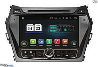 Штатная магнитоладля Hyundai Santa Fe (IX45) 2013+ Incar TSA-2483A9