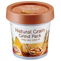Питательная маска для сухой кожи лица Ottie Natural Grain Grind Pack 100 мл