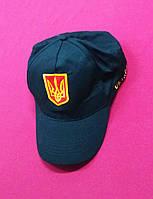 Блайзер з українською символікою, чорний