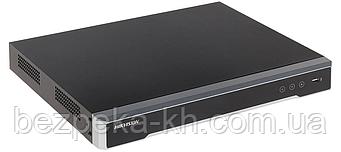 16-канальный IP видеорегистратор c PoE Hikvision DS-7616NI-K2/16P