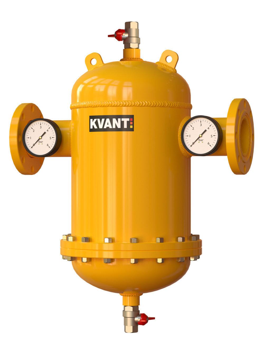 Сепаратор шлама DTF.DQ-250 разборной с увеличенным расходом KVANT DisDirt