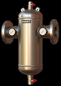 Сепаратор шлама DTF.SS-150 нержавеющая сталь KVANT DisDirt