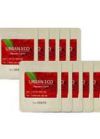 ПРОБНИК Крем с экстрактом телопеи The Saem Urban Eco Waratah Cream Sample