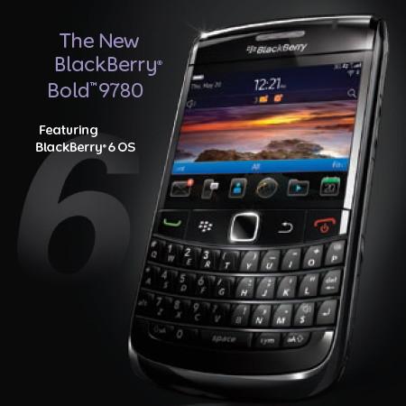 Обзор BlackBerry Bold 9780