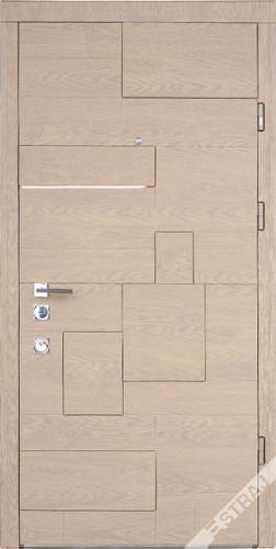 Входные двери Piramis light 1 (Страж)