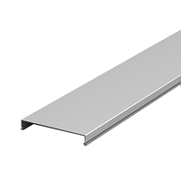 Крышка лотка 600 L=2,0m КЛ 600 (1мм)