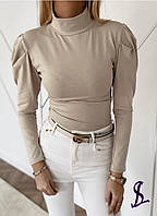 Женственная модная кофточка
