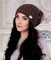 Зимняя женская шапка «Эйфория»