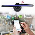 Голографический 3D проектор вентилятор Holographic FAN / Голографический 3d проектор вентилятор, фото 6