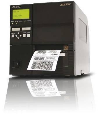 Принтер штрих-кода Sato GL408e/GL412e