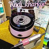 Фрезер ZS-606 PINK для маникюра Nail Drill, фото 1