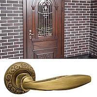 Дверная ручка для входной и межкомнатной двери Fimet, модель Anna 177. Италия