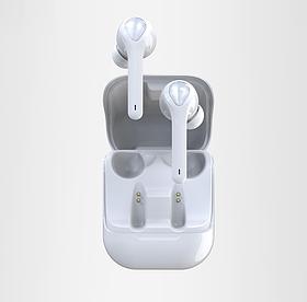 Беспроводные наушники G9F Bluetooth Белый
