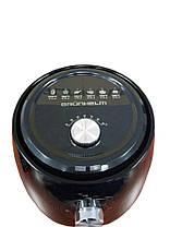 Мультипечь Grunhelm GAF-2404 В (чорна), фото 3