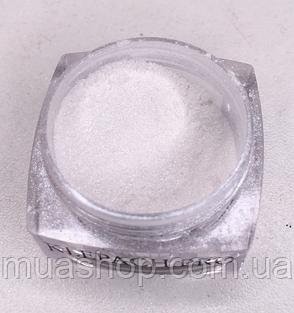 Пигмент для макияжа KLEPACH.PRO -20- Белый бриллиант (пыль), фото 2
