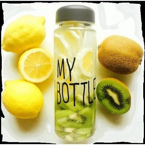 Пляшки для напоїв та води