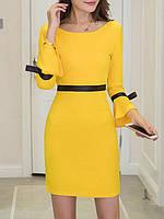 Женское яркое платье 40-60 размер