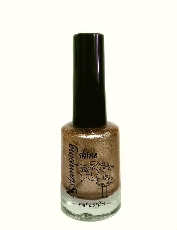 Лак для стемпинга Nail Story Shine №15