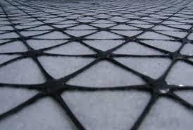 Трехосная Георешетка Tensar TriAx 170 4*50м, яч 40*40мм, 20кН/м, триакс