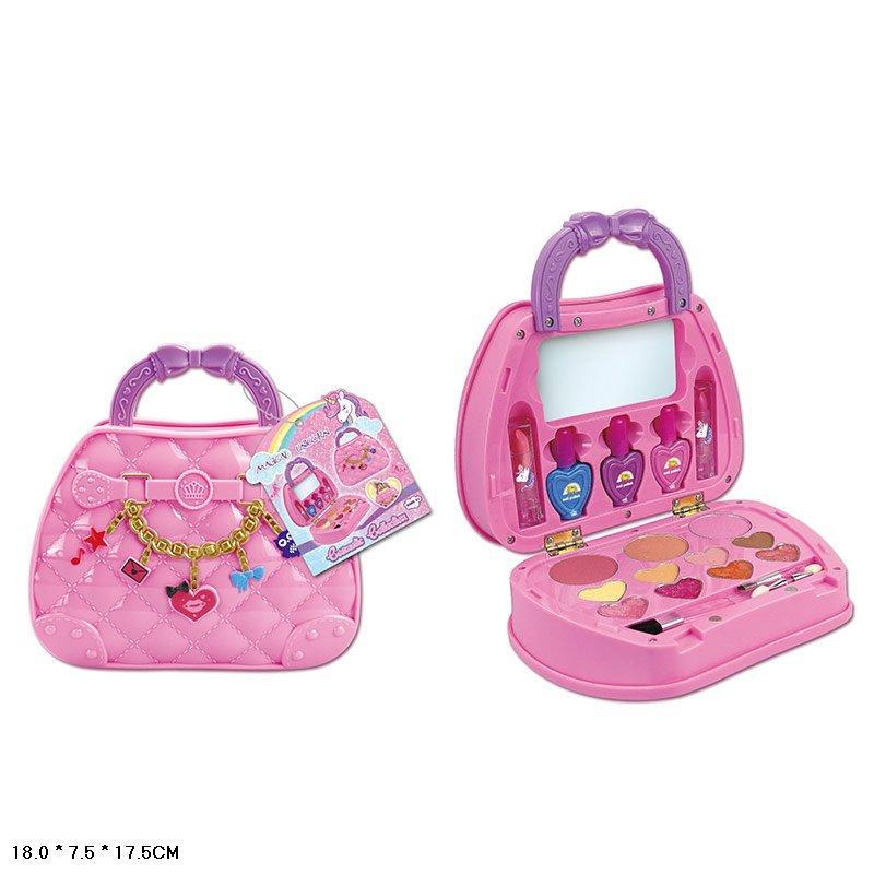 Детский набор косметики в сумочке