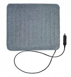 Накидка на сиденье с подогревом TRIO 32х37, серый