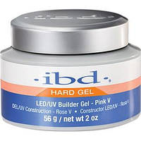 Конструирующий LED/UV гель IBD (Pink V, 56 г)