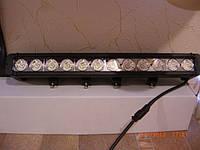 Дополнительная мощная фара   LED S10120 А - дальнего света, фото 1