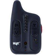 Вологозахищений набір сигналізаторів покльовки world4carp wc310 2+1 QR4, фото 3