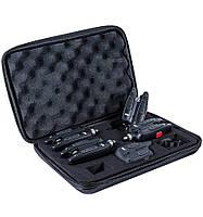 Влагозащищенный набор сигнализаторов поклевки world4carp wc310 2+1 QR4