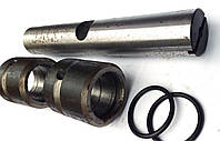 Палец дышла 2ПТС-4 вертикальный  тракторного прицепа с втулками