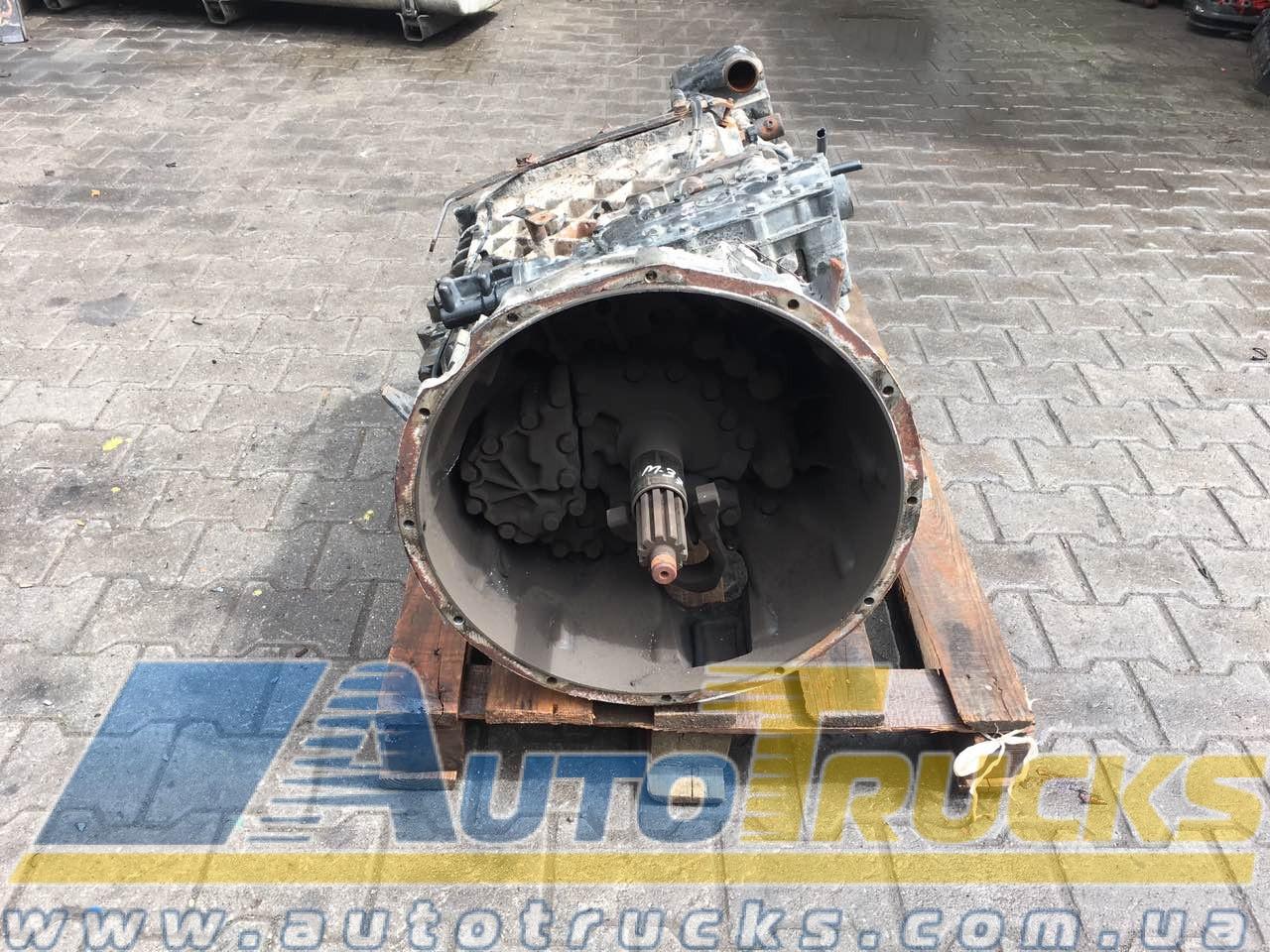 КПП механическая 16S2221TD+INT Б/у для MAN TGA (81320036683)