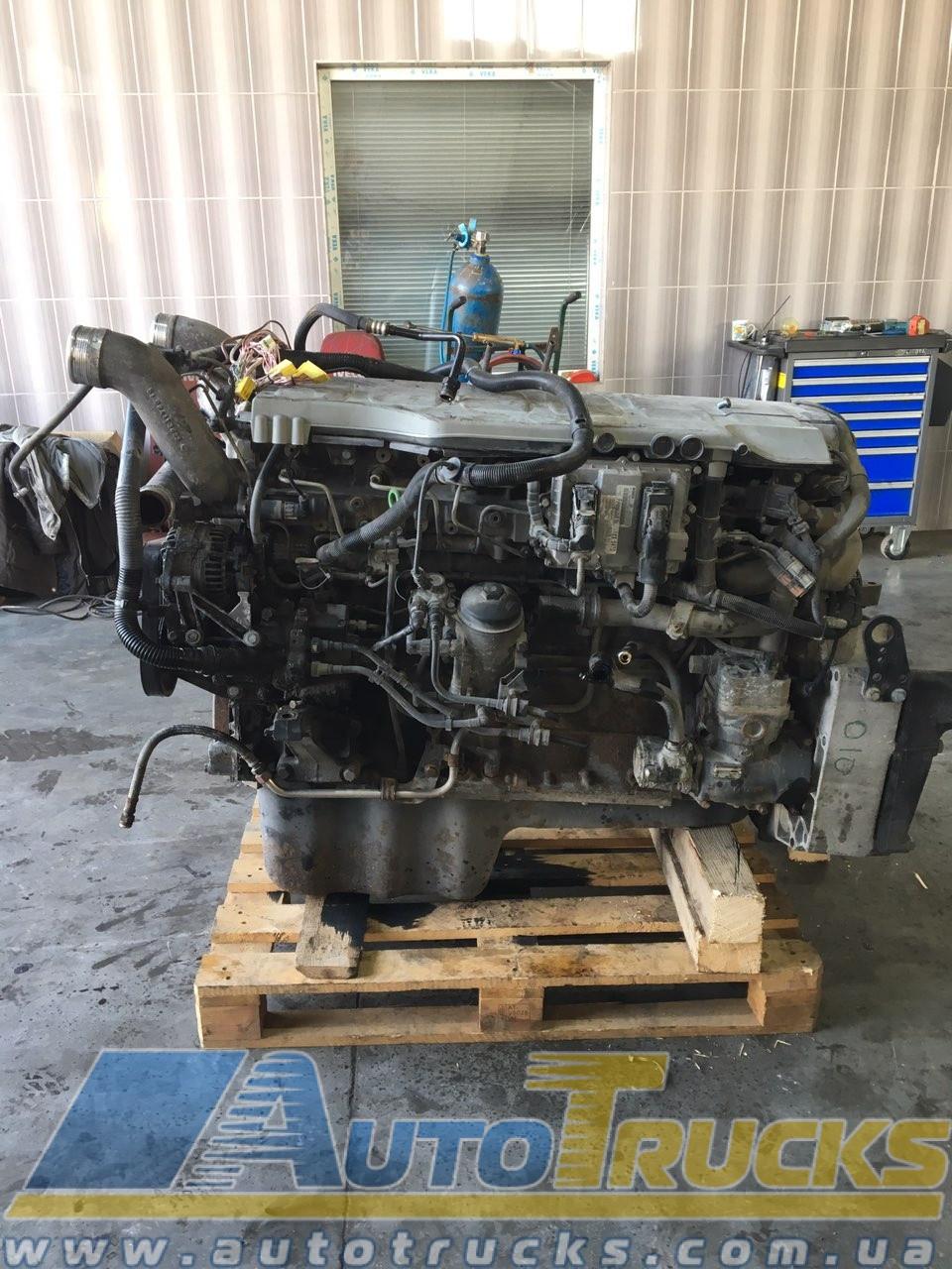 Двигатель D2066 LF27 Б/у для MAN TGX