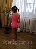 Купальник на Девочку Слитный Цельный Бренд Primark 6/7 р, фото 8